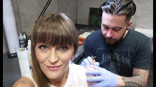 Cover up tatuażu BENA