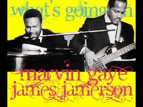 (BASS+VOICE) BEST DUET EVER - JAMES JAMERSON & MARVIN GAYE - WHAT'S GOING ON