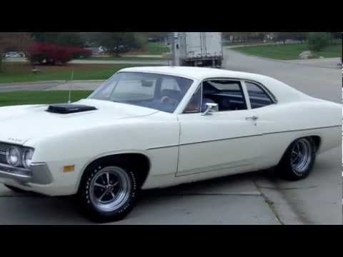 1970 Ford Falcon 429 Super Cobra Jet Drag Pak Classic Muscle Car for Sale in MI Vanguard Motor Sales