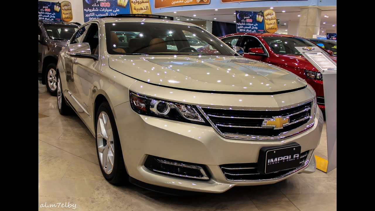 Chevrolet Impala 2014 Ltz شفرولية امبالا 2014 Ltz Youtube