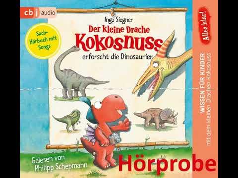 Alles klar! Der kleine Drache Kokosnuss erforscht die Piraten YouTube Hörbuch Trailer auf Deutsch