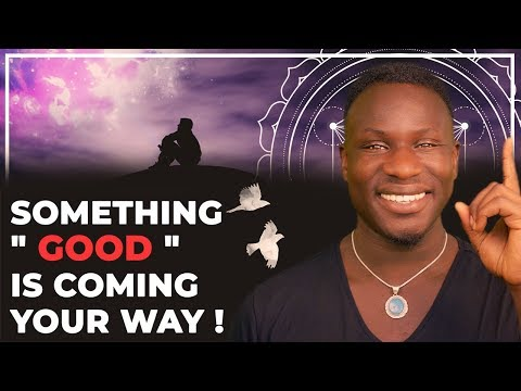 """5 Signs from the Universe Something """"Good"""" Is Coming Your Way"""