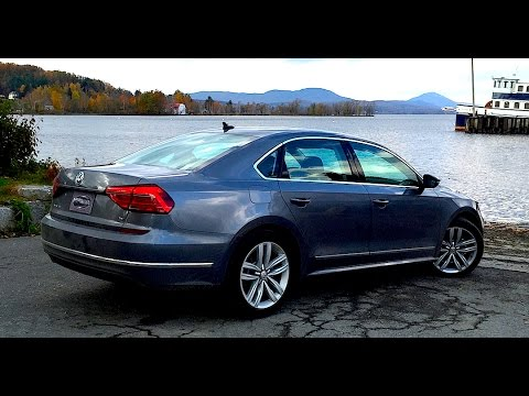 2016 VW Passat TECH REVIEW & MotoMan's initial statement on #Dieselgate