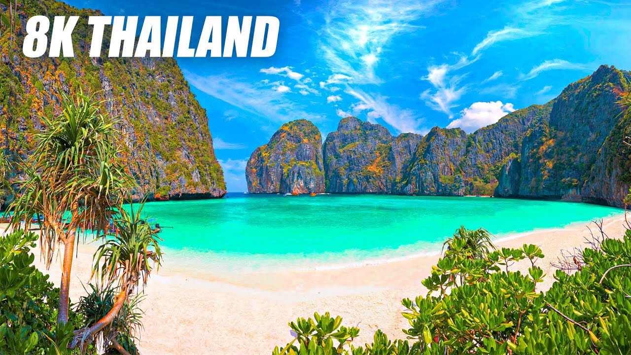 Thailand in 8K HDR 60FPS DEMO ULTRA HD