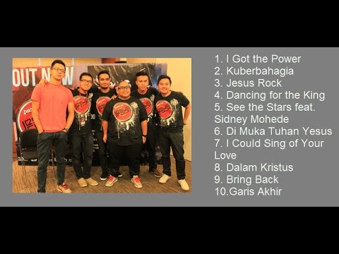 Jesus Rock ( DISCIPLES ) full album