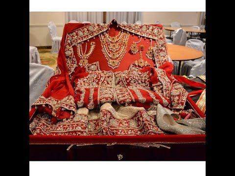 Wedding Trousseau Saree Packing Ideas