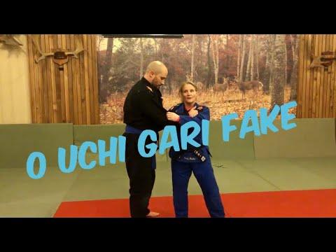 Judo Or BJJ: O Uchi Gari Fake To Other Throws Or Takedowns