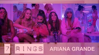 Download lagu 7 Rings Ariana Grande