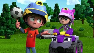 Rev & Roll | Bumper Ball - Vroom with a View | Episode 8 | Kids Cartoons | Wildbrain Cartoons