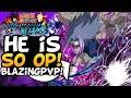 """HE'S SO OP!"" NINJA WORLD CLASH PVP! LIVE GAMEPLAY!   NARUTO SHIPPUDEN: ULTIMATE NINJA BLAZING!"