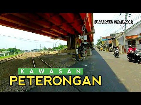 Download Kawasan Peterongan - Jombang‼Lewat flyover.. - Agent Taufiq Motovlog