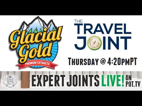 "EXPERT JOINTS LIVE! - ""Glacial Glob-etrotting"""