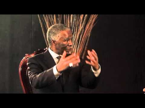 Meet the Leader - H.E. Thabo Mbeki former President of South Africa (Part I)