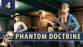 Phantom Doctrine - KGB Campaign - Part 4 - Conspiracy Cell Revealed