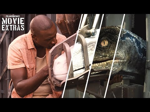 Jurassic World - Extended VFX Breakdown by Image Engine (2015)
