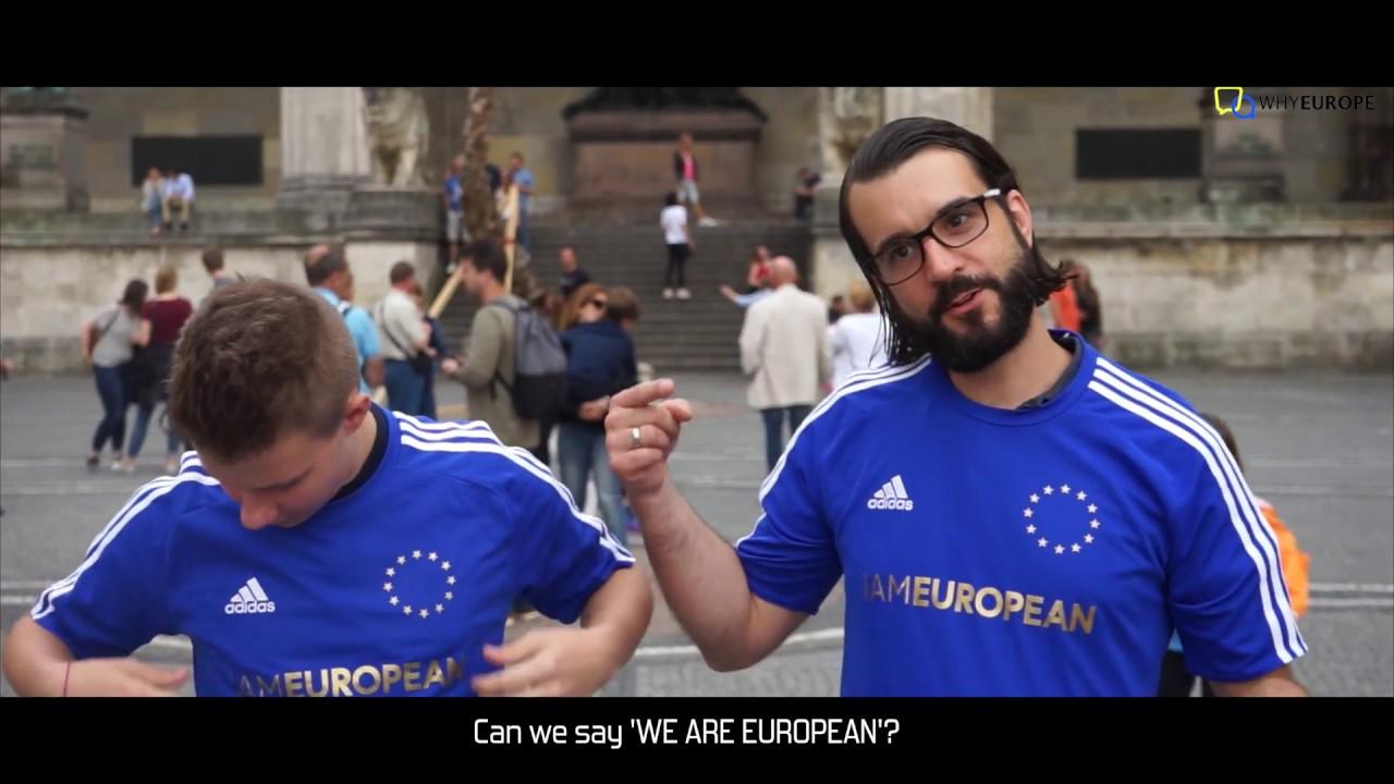 520214599 First Ever European Football Jersey   IAMEUROPEAN · Why Europe