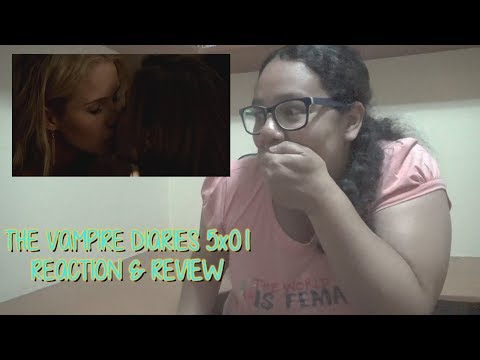 The Vampire Diaries 5x01 REACTION & REVIEW