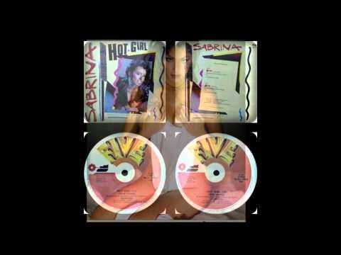SABRINA - HOT GIRL (VOCAL, DUB, RADIO, REMIX 1987)