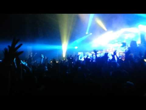 Sander Van Doorn - Nothing Inside  - Creamfields UK 2012