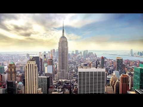 Фотообои город Нью-Йорк в интерьере | Подборка Shop-oboi.com.ua
