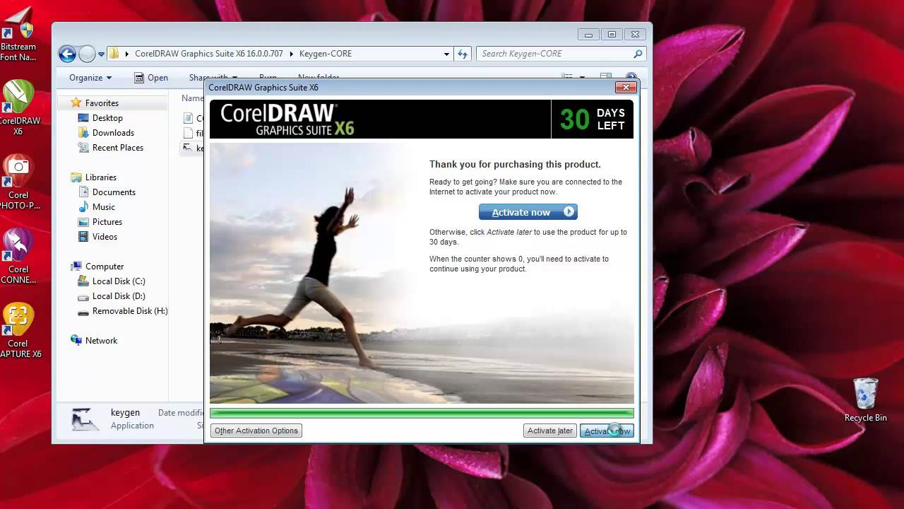 corel draw x6 keymaker core