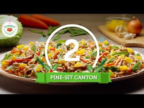 How To Cook Pine-Sit Canton