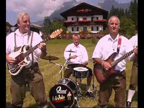 Hubn Bubn Polka Band -  Line Dance Polka - Guitar