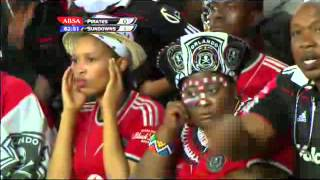 16   Orlando Pirates 0   1 Mamelodi Sundowns Febr. 2014