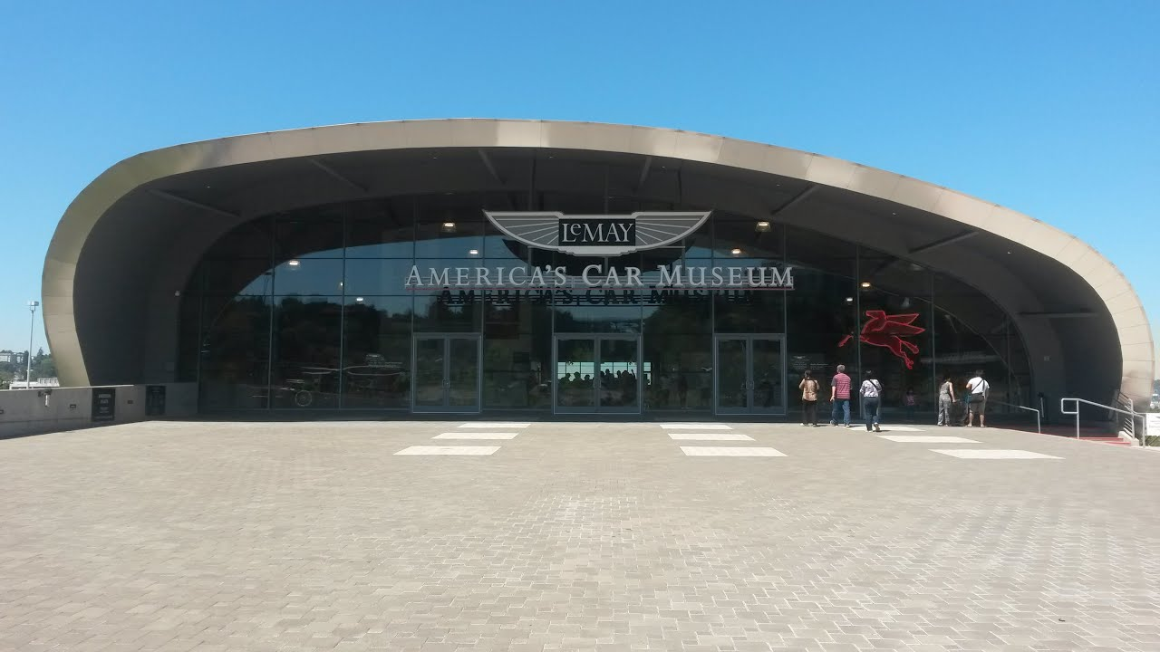 Lemay Americas Car Museum in Tacoma  YouTube