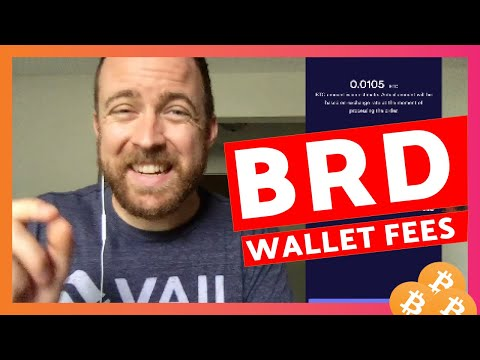BRD Fees For Buying And Selling Crypto