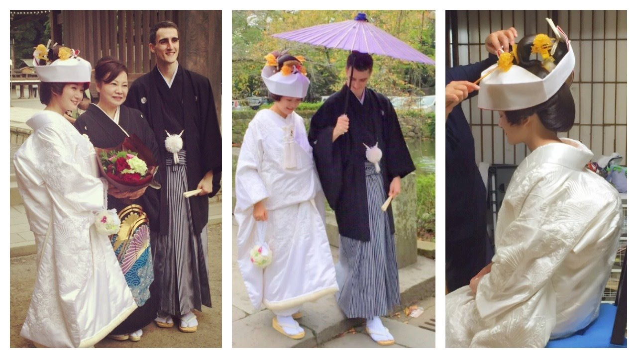 Traditional Japanese Wedding.My Traditional Japanese Wedding