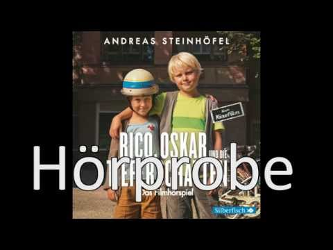 Rico, Oskar und die Tieferschatten YouTube Hörbuch Trailer auf Deutsch