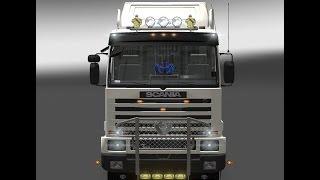 Scania 143M v2.0 + Interior Addons + V8 Sound v.1.7.0