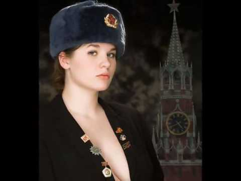 Shoutwire youtube russian woman army