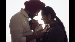 Newborn Session Video Making Of-Baby Anahat