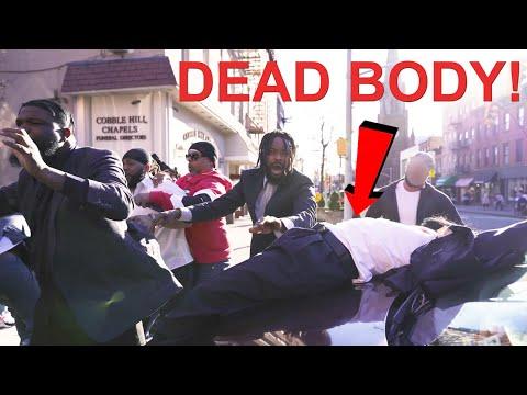 Dead Body Funeral Prank (Gone Wrong!)