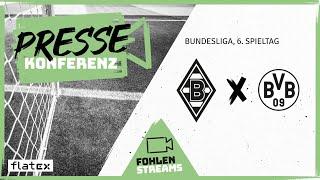 """""""Wir brauchen unsere Fans. Wir brauchen ihre Unterstützung"""" 🎙 PK vor dem Spiel: Borussia - BVB"""