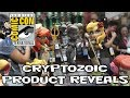Cryptozoic Entertainment Product Reveals at San Diego Comic Con 2018