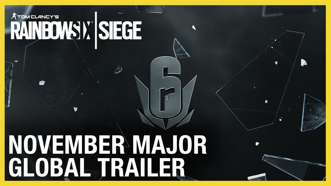 Rainbow Six Siege: November Major Global Trailer | Ubisoft