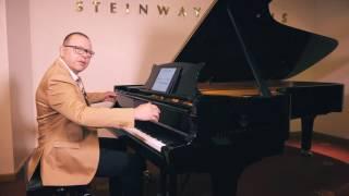 Piano Masterclass on symmetrical inversion