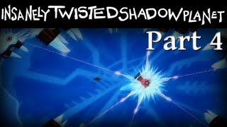 Insanely Twisted Shadow Planet Part 4 of 9 Walkthrough Ice (No Commentary)