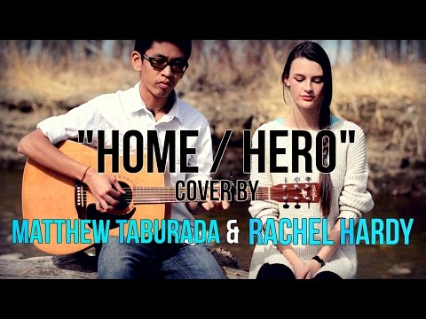Home / Hero - Phillip Phillips / Family of the Year (cover by Rachel Hardy and Matt Taburada)