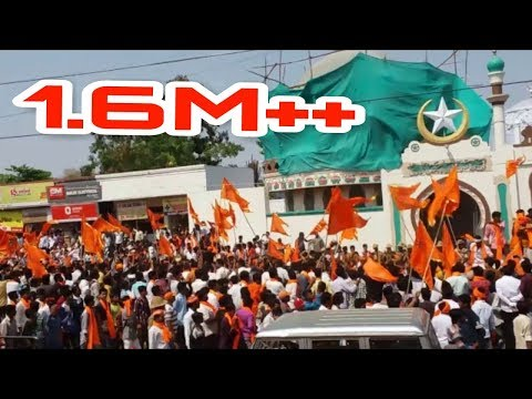 Gulbarga Ram navami ustav 2017(2nd video)