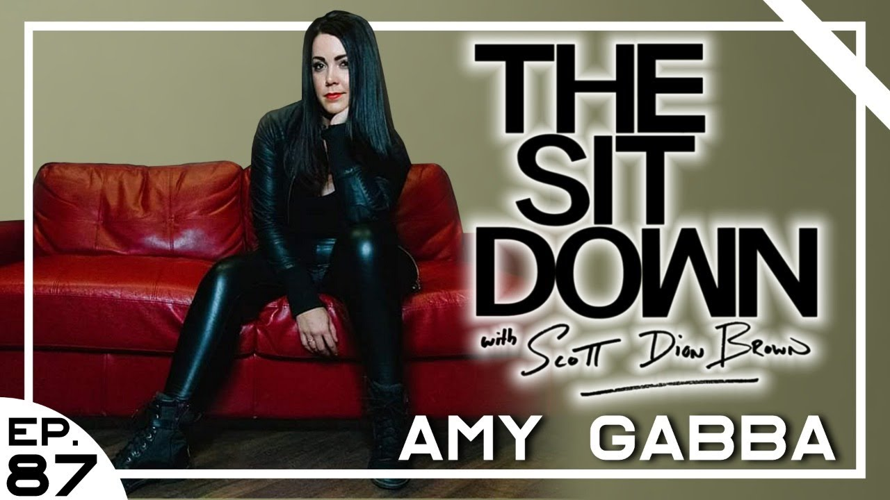 Amy Gabba - The Sit Down with Scott Dion Brown Ep. 87 (12/07/20)
