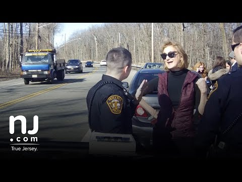 Full video: Port Authority commissioner confronts police during N.J. traffic stop