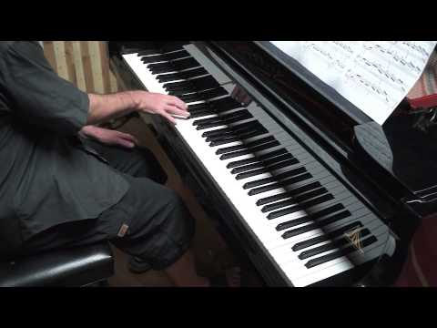 Chopin Etude Op.10 No.1 - Advanced Tutorial (45 mins)  P. Barton FEURICH piano