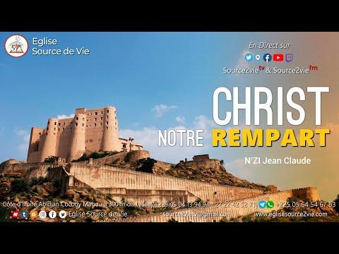 N'ZI Jean-Claude | Christ notre Rempart