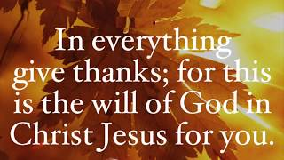 Happy Thanksgiving from Esther 414 Ministries!