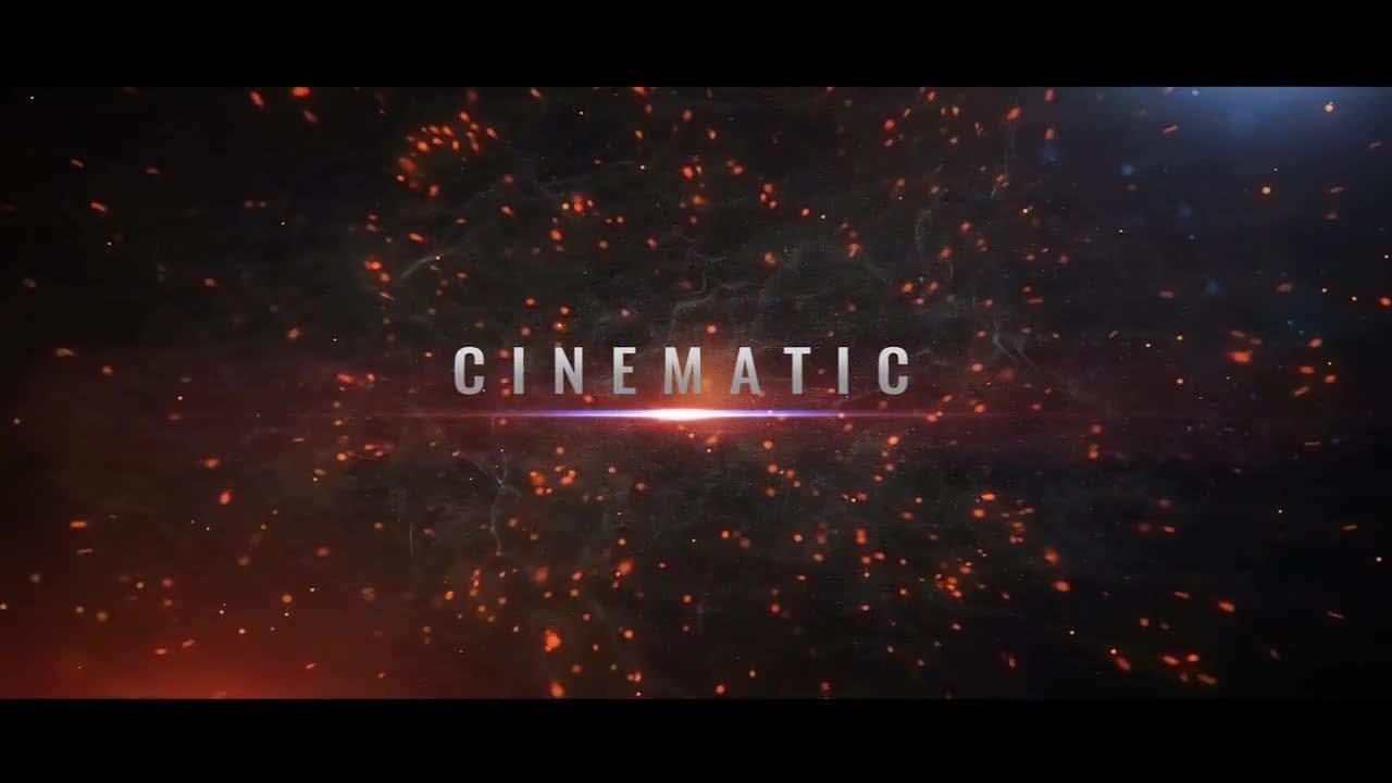 Cinematic Trailer Premiere Pro Templates