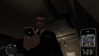 GTA IV: how to get a new phone - (GTA IV new phone)
